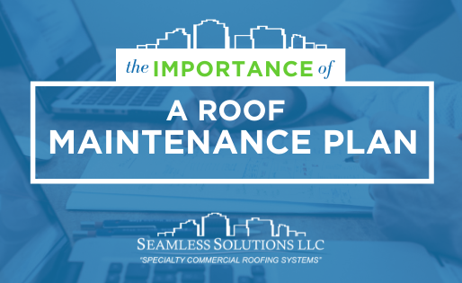 The importance of a roof maintenance plan