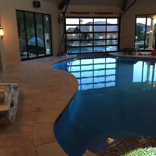 Indoor Pool Project