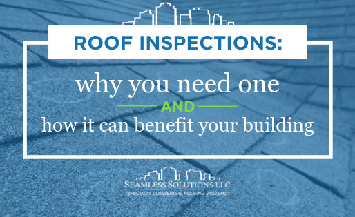 Roof Inspections: Why you need one and how it can benefit your building.