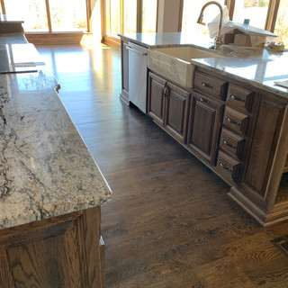 Clean Counter Space / Kitchen area