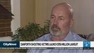 Danforth shooting victims launch $150M lawsuit
