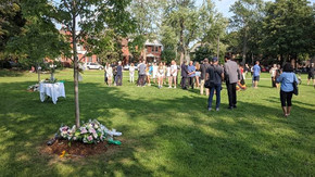 Danforth shooting victims remembered at annual Withrow Park memorial