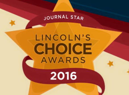 Honorable mention in Lincoln's Choice Award