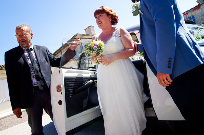 photo mairie mariage gironde