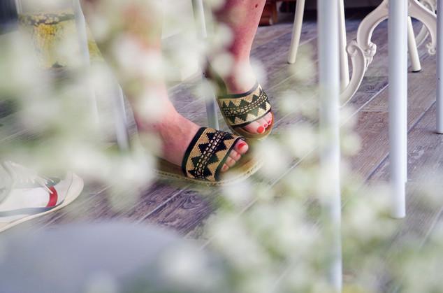 préparatifs de la mariée aquitaine