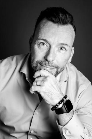 photographe portrait professionnel noir et blanc bordeaux