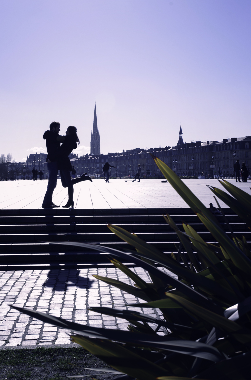 couple photo Bordeaux