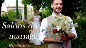 La saison des salons du mariage est de retour à Bordeaux