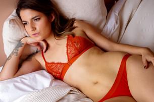 campagne publicitaire lingerie