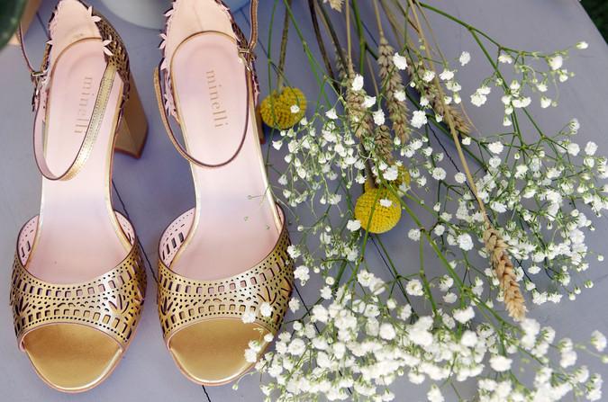 chaussures de la mariée bordeaux