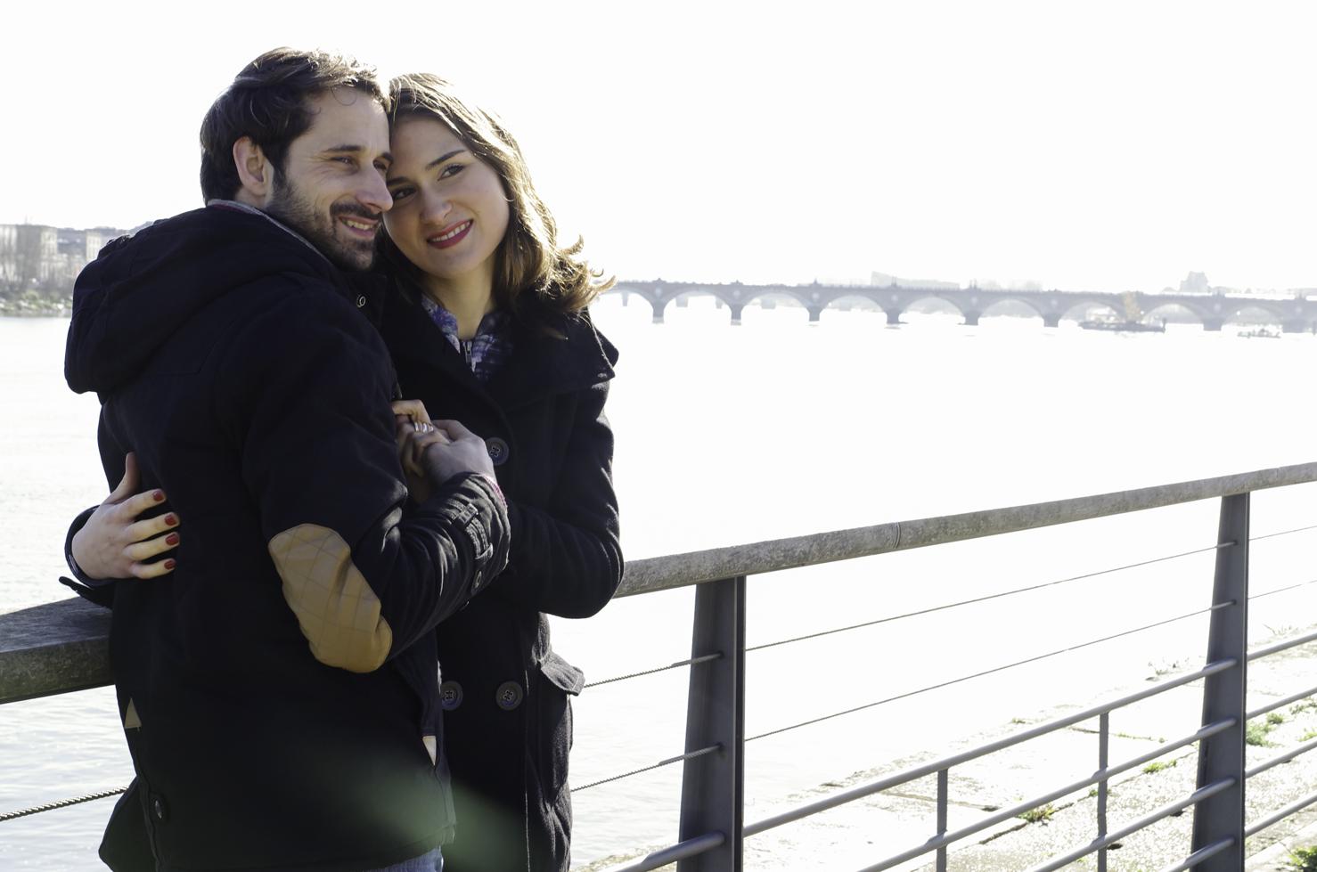 Photographe de couple Gironde