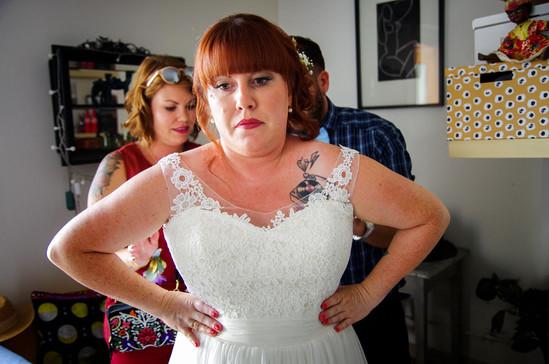 préparatifs de la mariée bordeaux