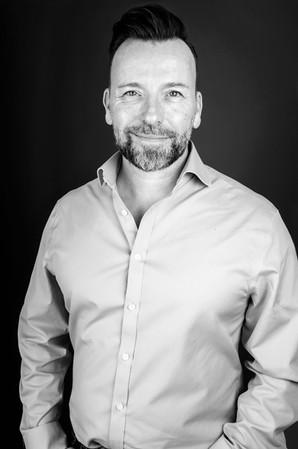 photographe de portrait noir et blanc bordeaux