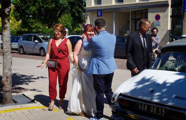 photo mairie mariage aquitaine