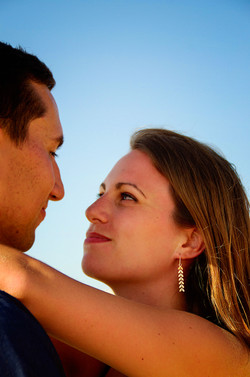 photo couple mariage bassin d'arcachon