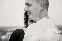 séance photo de couple médoc