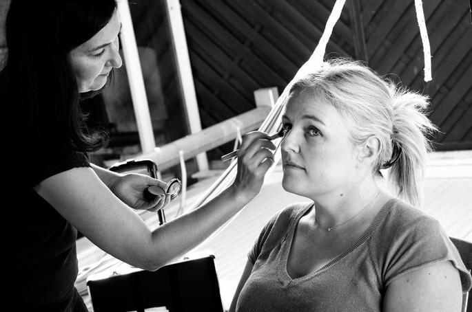 make-up mariage médoc