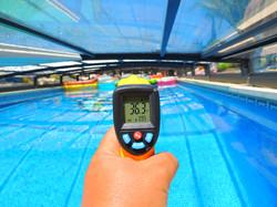 Warmest Pool Heating in Spain