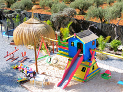 Luxury Play House With Sand Pit