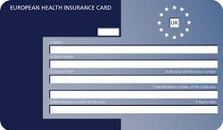 European Health Insurance Card EHIC
