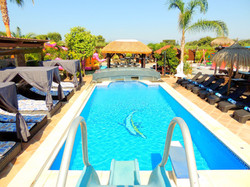 Villa in Spain With Private Heated Swimming Pool