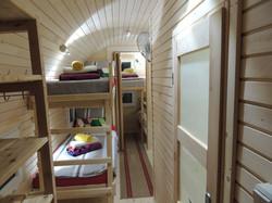 Log Cabin, Front Bedroom