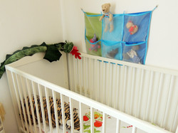 Infant / Toddler Fixed Sleeping Cot
