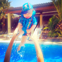 Fully Enclosed Child Safety Pool