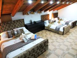 Interior Design Bedroom, Air Con, 4G