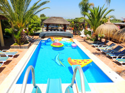 Luxury Private Heated Swimming Pool