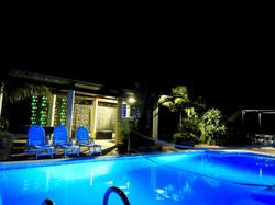 Private Heated Pool, LED Lighting