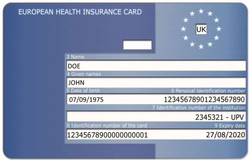 Free EHIC Card - Apply Today