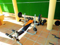 Bench, Weight multi Gym Press