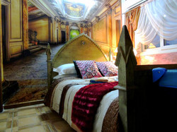 Bedroom 3: Luxury Double Bedroom With King Size Bed & Air Conditioning