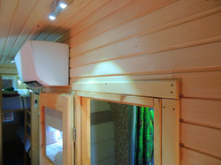 Glamping Pod-Luxury Air Conditioning