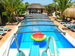 Luxury Pool Safety Enclosure
