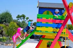 Children's Paradise Custom Playhouse