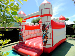 Commercial Inflatable Bouncy Castle