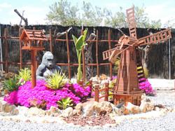 Gorilla, Windmill, Attraction