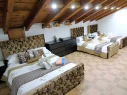 Luxury Bedroom Presentation, Air Con