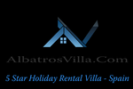 Albatros Villa Holiday Rental Span Logo