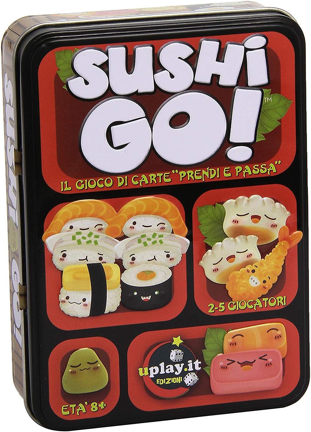 gioco da tavolo sushi go