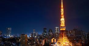 Scopri la torre Eiffel di Tokyo