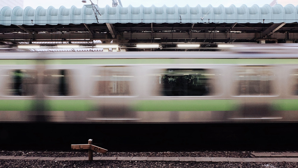 Treno JR