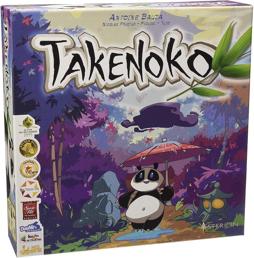 gioco da tavolo take no ko