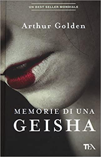 Copertina di Memorie di una Geisha
