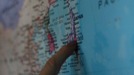 Come leggere gli indirizzi in Giappone