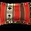 Thumbnail: Berbères  rouge  50x30- Coussin Fait Main