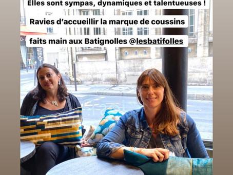 Les Batifolles chez Les Passantes Paris 17ème