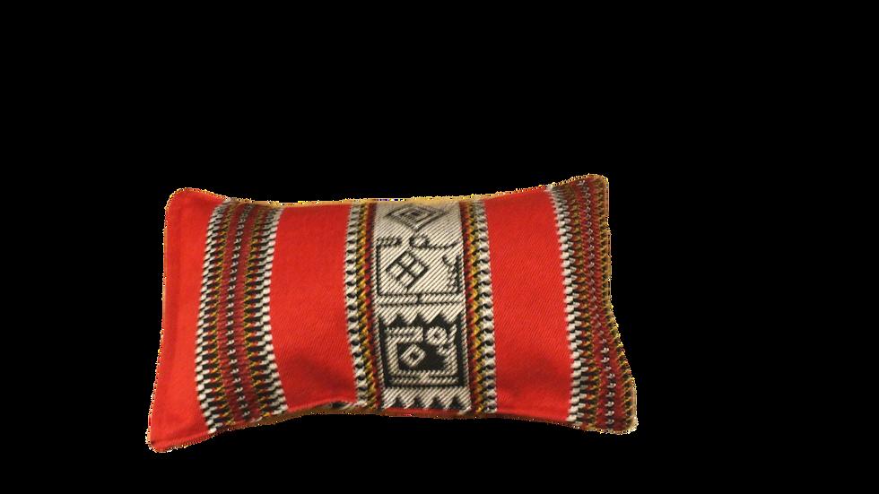 Berbères  rouge  50x30- Coussin Fait Main